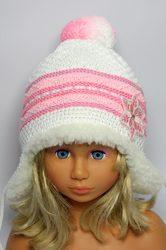 Снежинка (набор с шарфиком)